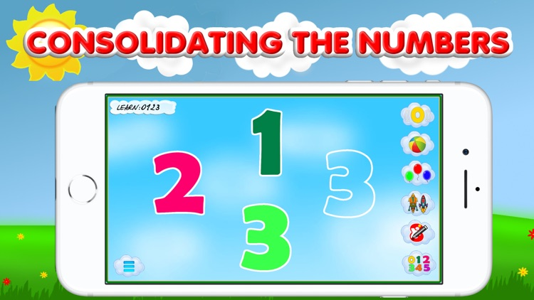 Learn the Numbers With Us screenshot-8