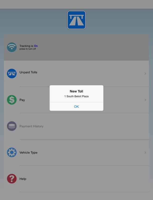 FastToll Illinois on the App Store