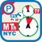 A breakthrough Street Parking App for parking your car on New York City, Manhattan streets