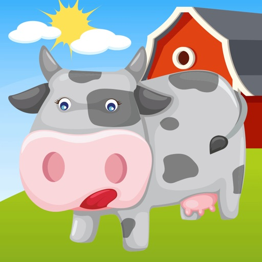 Barnyard Puzzles For Kids icon