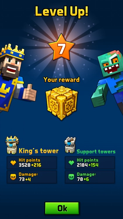 Great Royale Wars - Clash of Block screenshot-4