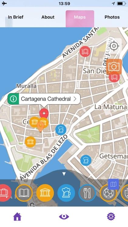 Cartagena Travel Guide screenshot-4