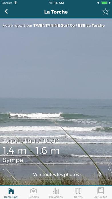 Surf Reportのおすすめ画像2