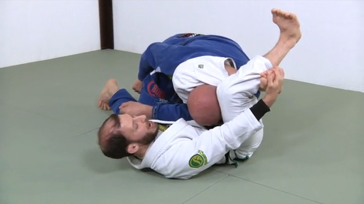 BJJ Spider Guard Vol 1 screenshot-4