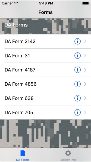 Da Forms On The App Store