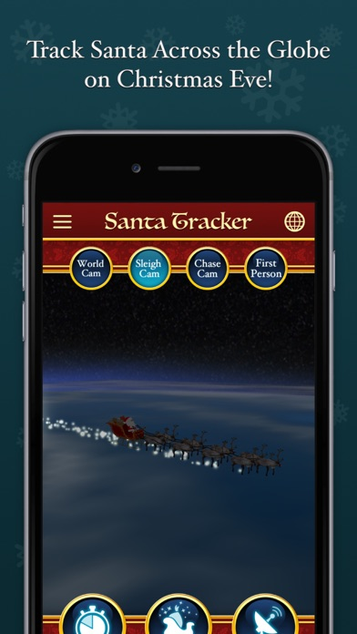 Santa Video Call & Tracker™ app image