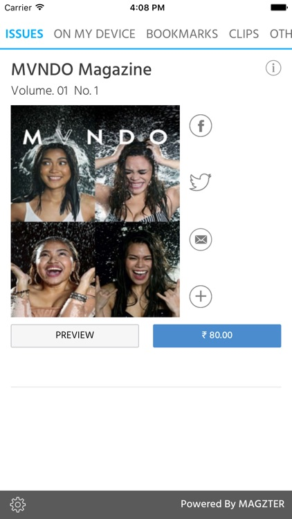 MVNDO Magazine