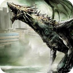 Angry Dragon Simulator Pro:  Dragon Games 2017