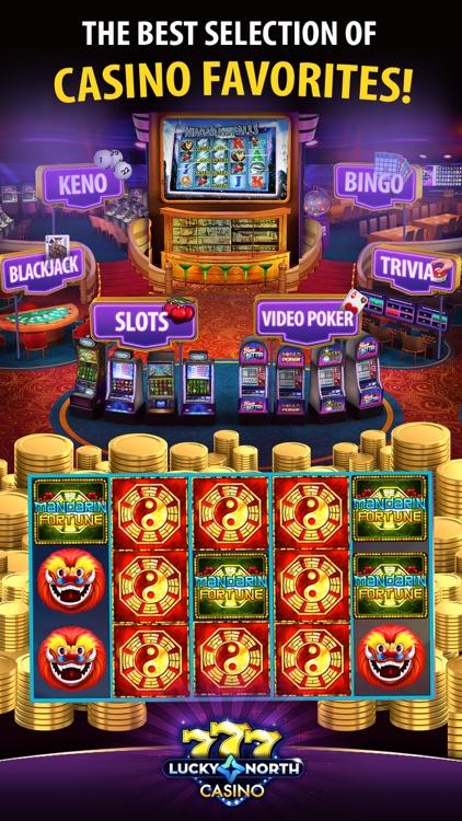 Lucky North Casino Vegas Slots screenshot-0