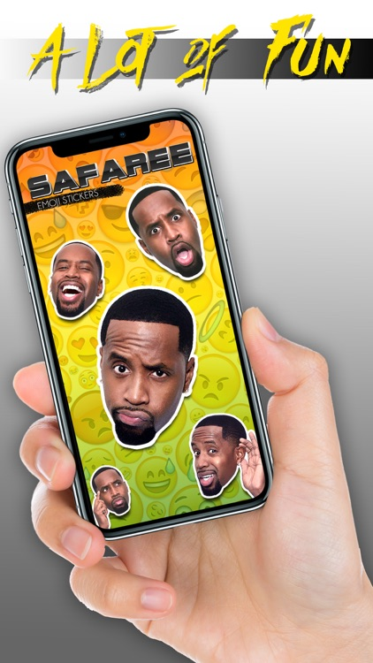 Safaree Stickers