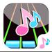 节奏音乐钢琴-粉碎方块