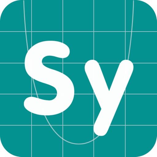 Symbolab Graphing Calculator app logo
