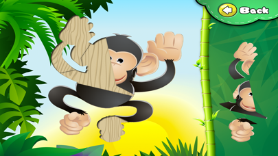 アニマルパズル -幼児向けドラッグアンドドロップパズルのおすすめ画像4