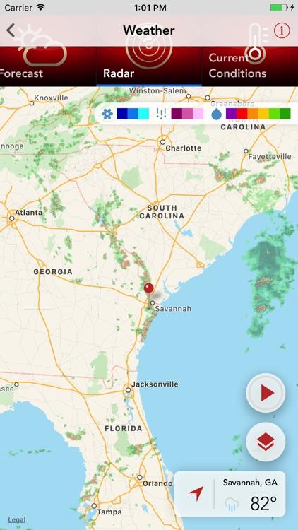 WSAV News - Savannah, GA screenshot-4