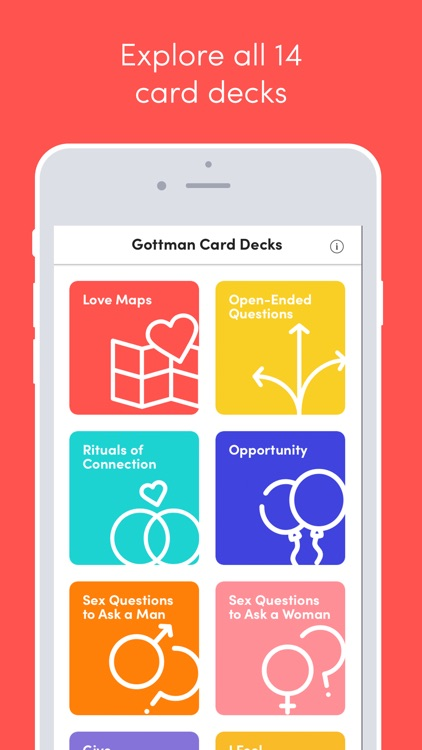 Gottman Card Decks screenshot-0
