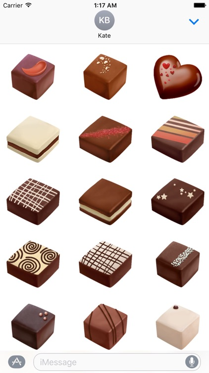 Chocolate For Your Sweet Love