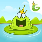 Lazy Frog : Swamp King icon
