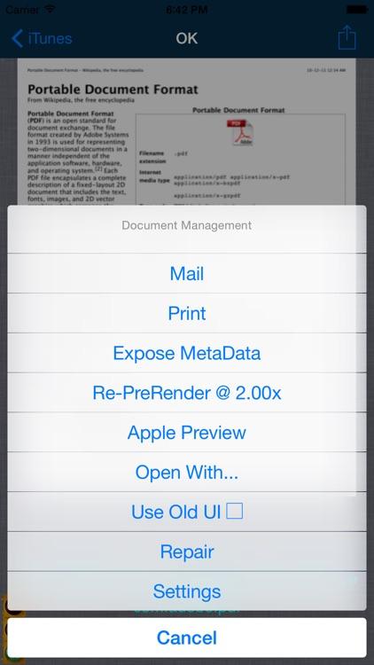 The Fastest PDF Reader