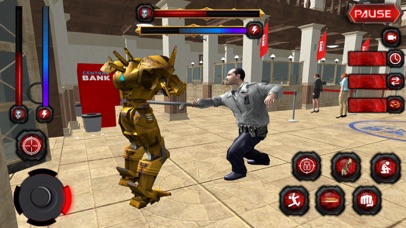 Bank Robbery:Robo Secret Agent-2
