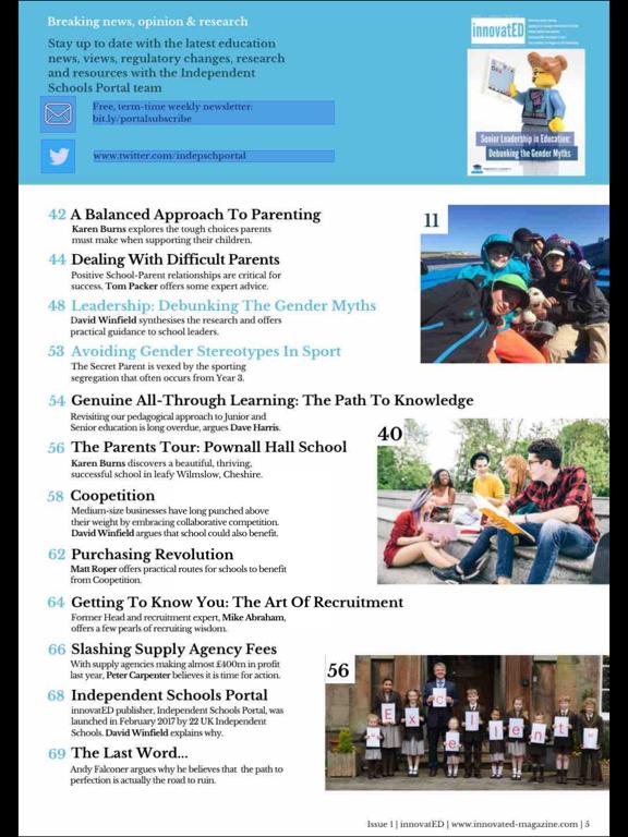 innovatED Magazine screenshot 10