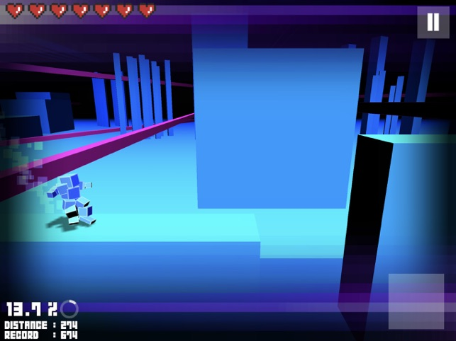 Body Cube Final Destination, game for IOS