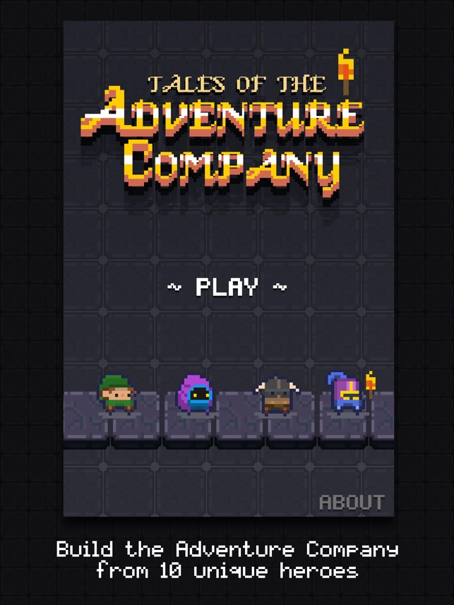 Tales of the Adventure Company Screenshot