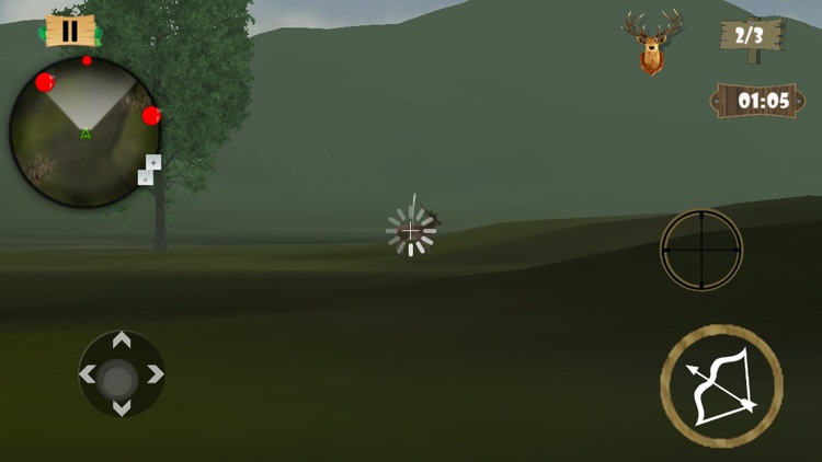 Archer Animal Hunt Jungle screenshot-4