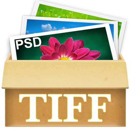 PSD To TIFF - Convert multiple Images & Photos