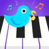 Vogel Piano-Lernen & Klavier spielen