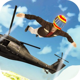 Wingsuit Simulator Flying Game