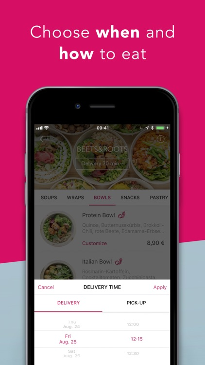 foodora - Local Food Delivery screenshot-3