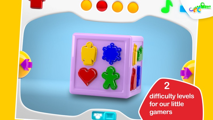 Shape Sorter - Early Learning screenshot-3
