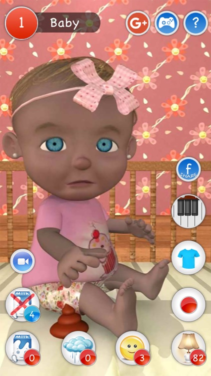 my virtual child game