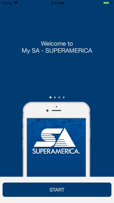 My SA - SUPERAMERICA   App Price Drops