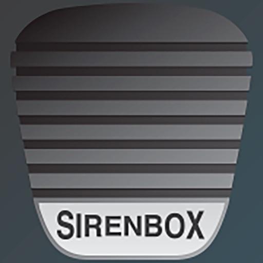 SirenBox iOS App