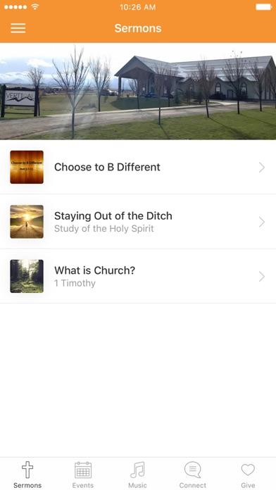 Vertical Church: Pincher Creek screenshot 1