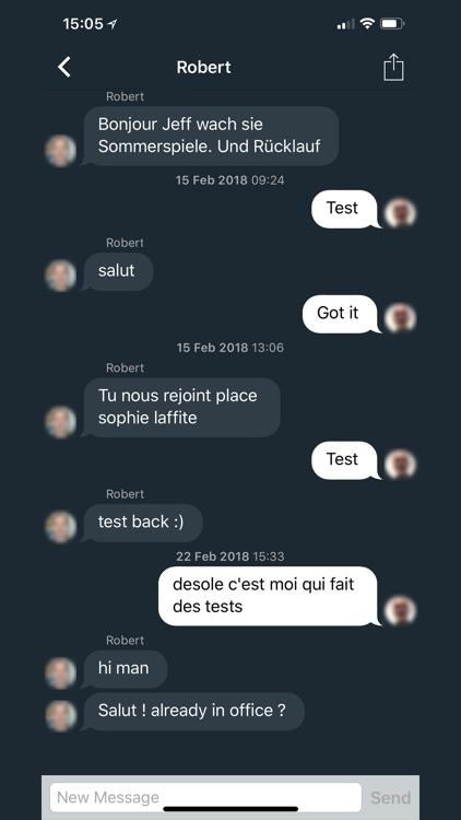 Mobiis screenshot-5