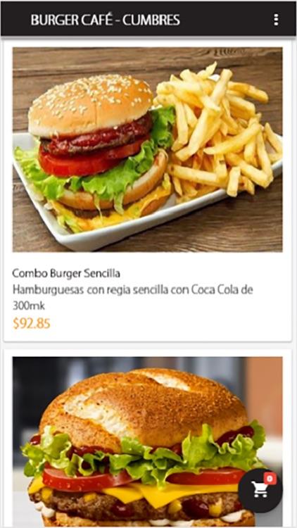 MejorPídelo Comida a Domicilio screenshot-3