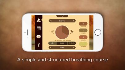 Universal Breathing - Pranayama LiteScreenshot of 2