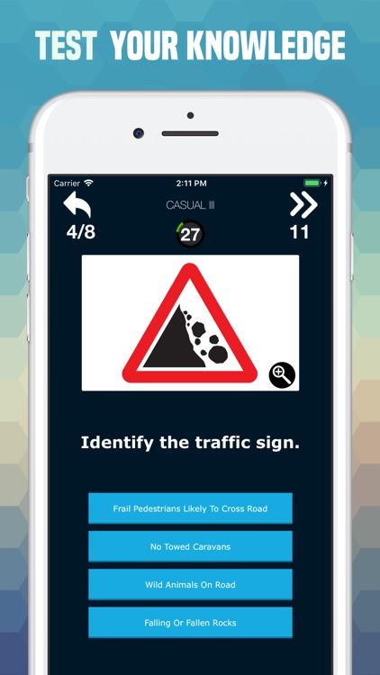 Traffic Sign Quiz: Road Trivia
