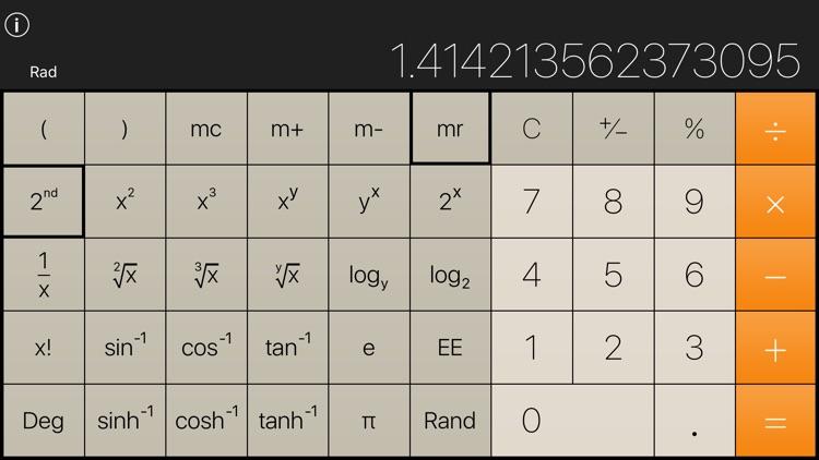 Calculator Smart screenshot-4