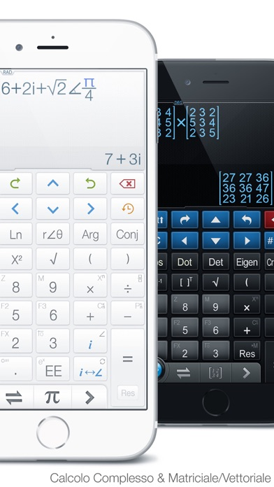 Screenshot for Calculator ∞ - Calcolatrice in Italy App Store