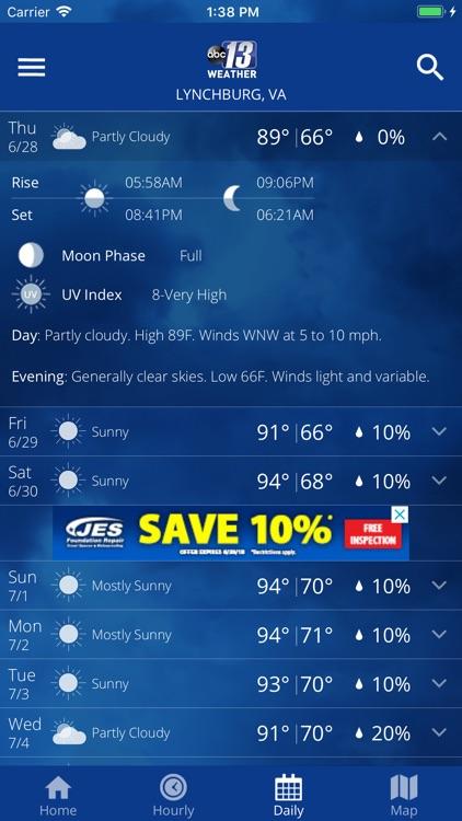 ABC13 Weather screenshot-3