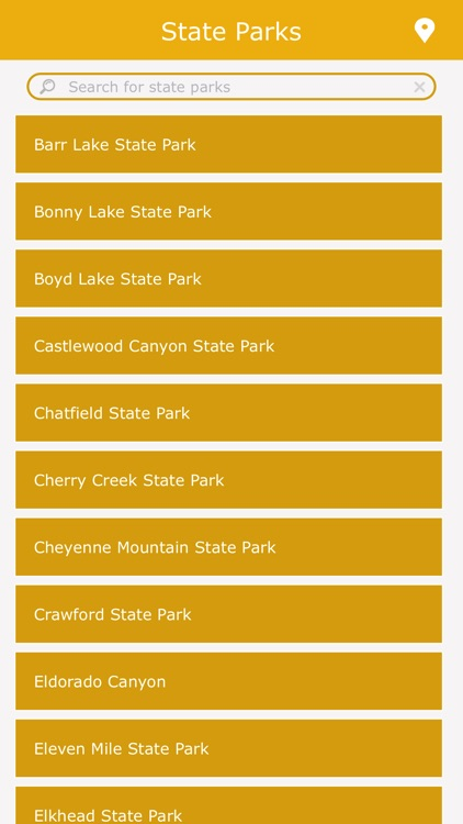 Colorado Best State Parks screenshot-1