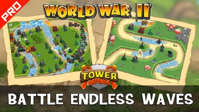 WWII Tower Defense PRO
