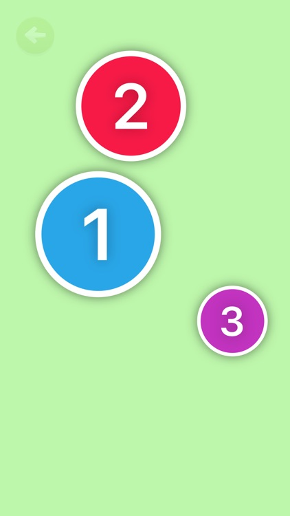 Counting Dots: Number Practice screenshot-1