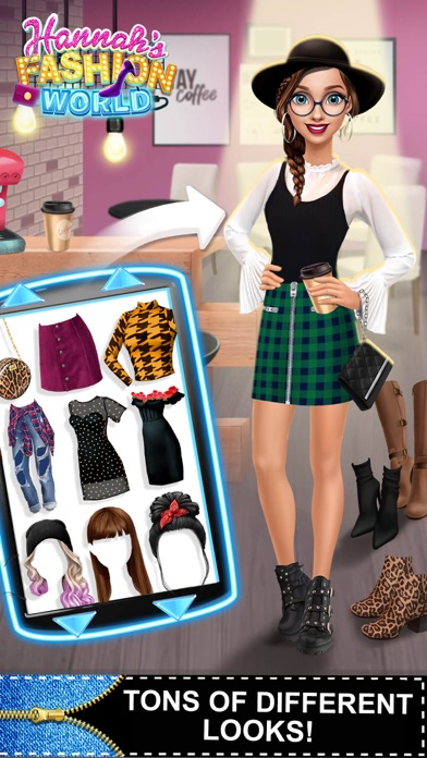 Hannah's Fashion World screenshot 8