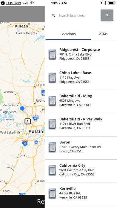 AltaOne Mobile Banking screenshot two