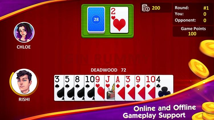 Gin Rummy: Ultimate Card Game screenshot-3