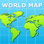 World Map For Ipad app review